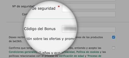codigo bonus
